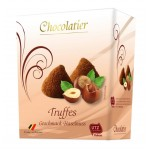 Chocolatier Kakao Truffes Haselnuss