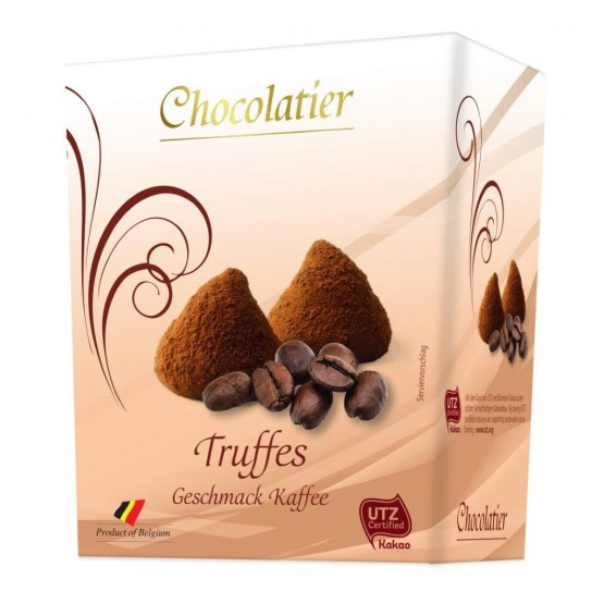 Chocolatier Kakao Truffes Kaffee