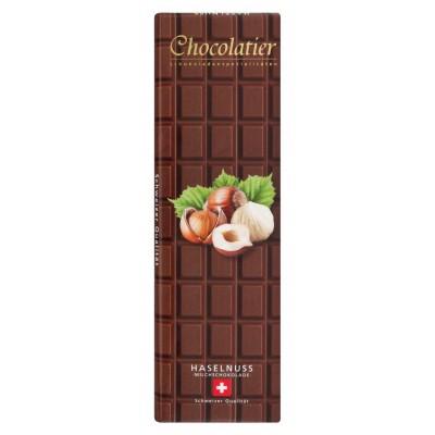 Chocolatier Haselnuss Milchschokolade 300g