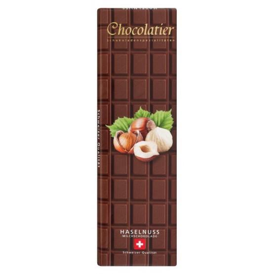 Chocolatier Schokolade Haselnuss