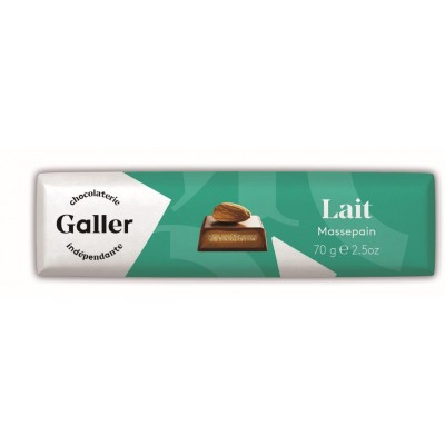 Galler Bar Massepain Lait