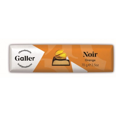 Galler Bar Orange Noir