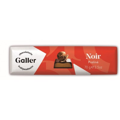 Galler Bar Praliné Noir