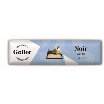 Galler Bar Vanille Noir
