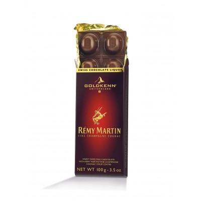 Schokoladentafel Rémy Martin