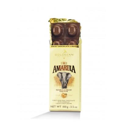 Schokoladentafel Amarula Likör
