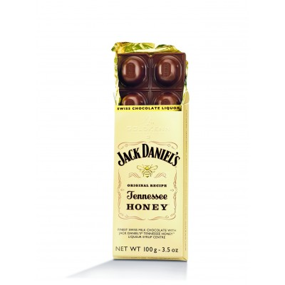 Schokoladentafel Jack Daniel's Tennessee Honey
