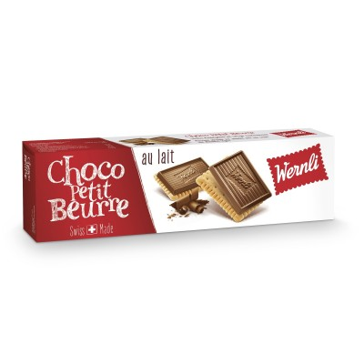 Wernli Choco Petit Beurre au lait
