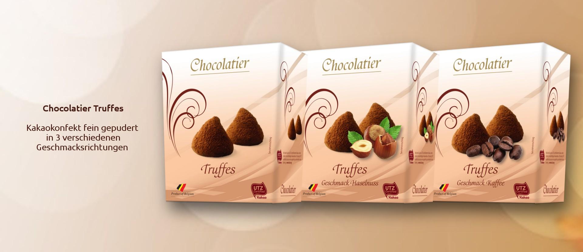 Kakao Truffes